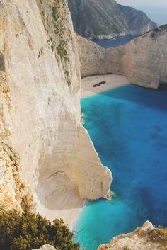 VISIT GREECE| World Tourism Day 2013, Navagio Beach, Zakynthos, Greece