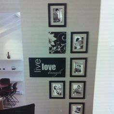 Frames with Plaque