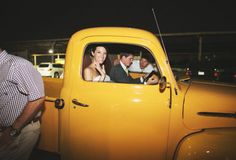 Amazing Wedding Send-Offs