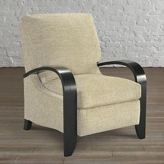 Vogue Recliner by Bassett Furniture. Customizable with 1,000 fabrics. bassettfurnitur