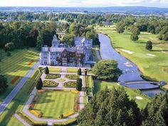 Adare Manor Hotel and Golf Resort Los 5 mejores castillos de Irlanda Wild Style Magazine