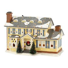 """Department 56: Product Search Results - """"The Griswold Holiday House"""""""