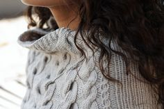 Ravelry: Acadia Cowl pattern by Alicia Plummer