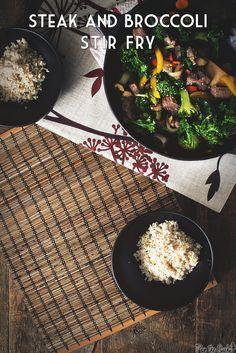 Steak and Broccoli S