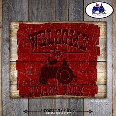 Farm Party - Tractor Party - Barnyard Party