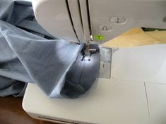 Sewing in the round - beginner's tip. SO THIS IS HOW IT'S DONE!