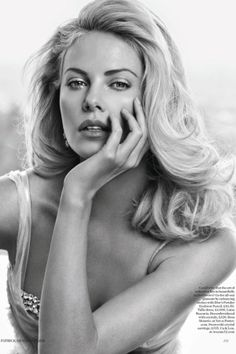 #Charlize Theron