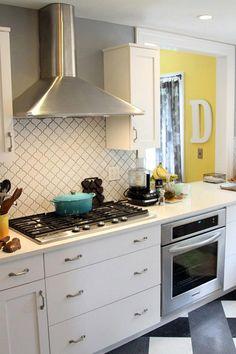 tile tile ideas lantern tile backsplash sunny kitchens kitchens