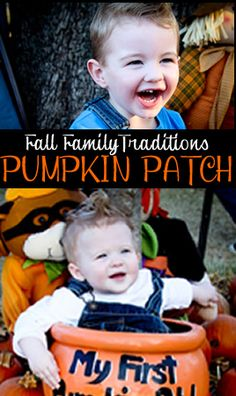 Fall Family Tradition: Pumpkin Patch Photos