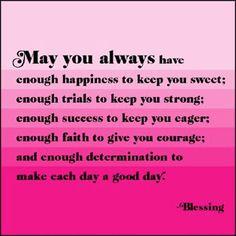 Blessing<3