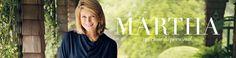 The Official Martha Stewart Blog - The Martha Blog