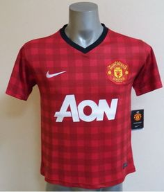 Manchester United's new uniform