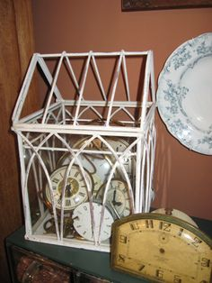A crazy amount of ideas on ways to repurpose and create with old stuff