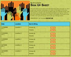 Need help scheduling your school volunteers? Hallelujah! SignUpGenius has a great sign up theme for you. Raise your hand if you're volunteering this fall at your child's school!