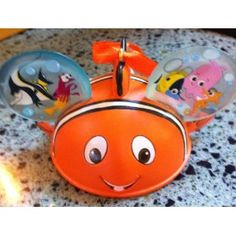 Disney Finding Nemo Mickey Mouse Ears Hat Limited Edition Ornament