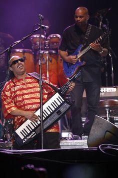 Stevie Wonder @ ACL 2011