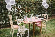 Party Planning: A Valentine's Day Girls Brunch girls brunch, girl brunch, bachelorett brunch, garden parties, place, parti plan, balloon, graduation parties, garden brunch