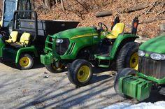 2008 John Deere 4520 Utility Tractor - For Sale - $ 16500