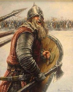 scottish gaelic for warrior