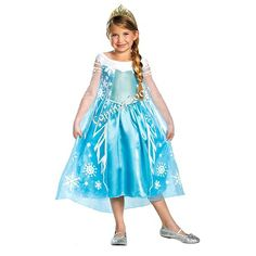 Elsa dress from Disney's Frozen