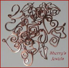 Sherry's Jewels Tutorials: Copper Care, Facts & Tarnish