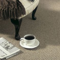 An Idea for replacing upstairs carpet.