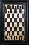Straight up Chess boards. Hubby would love this