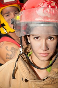 women firefighters pictures | Female Firefighter »