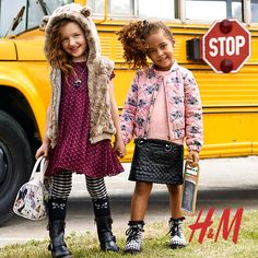 Back to School H&M