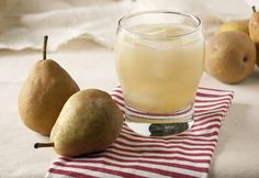 Pear Ginger Splash
