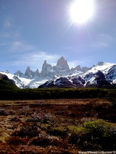 Mount Fitz Roy #imagineforestnation