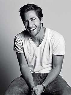 The most beautiful man-Jake Gyllenhaal