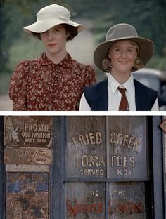 Fried Green Tomatoes- Love