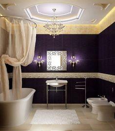I love the velvet purple colour