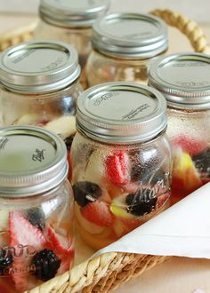 Sangria in a Jar!