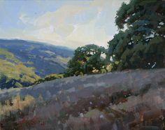 California Oaks, by John Poon