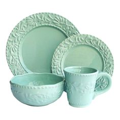 Mint Dinnerware Set