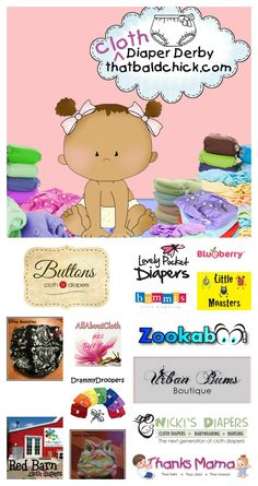 Awesome Cloth Diaper Giveaway