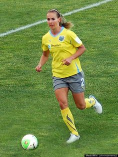 Heather Mitts  From San Diego