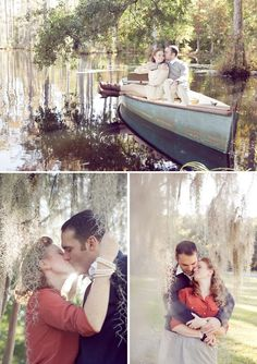 The Notebook Inspired Engagement Session posted by Paige Winn Photo