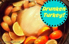 Turkey Recipe Drunke