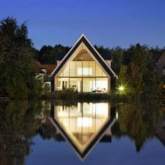 A former church in the Netherlands found its third incarnation as a family home.