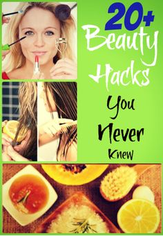 From skincare to makeup , beauty tips and hacks you never knew about !