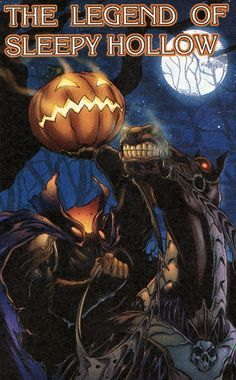 Image detail for -The Legend of Sleepy Hollow: There are some stories that I'm just going to have to check out every time they're adapted. Ichabod and the Headless Horseman is one ...