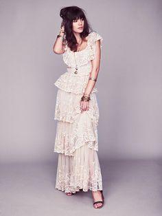 Free People Juliet Lace Dress, $902.00
