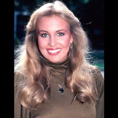 "Genie Francis from ""General Hospital"""
