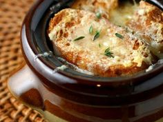 Fancy French Onion Soup   Get Crocked - Recipes from the Crock Pot Girl