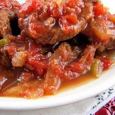 I like this recipe the best!!Swiss Steaks Recipe