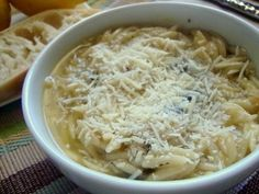 Spinach Lemon Orzo Soup soups, lemons, orzo soup, food, spinach lemon, favorit recip, tasti recip, cooking tips, lemon orzo