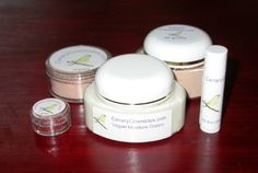 Canary Cosmetics Mineral make-up